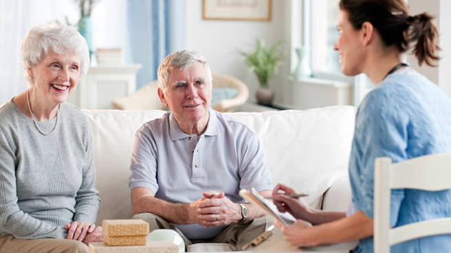 jobs in elderly adult care layers, having